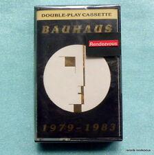 Bauhaus 1979-1983 UK Cassette NEW Peter Murphy Bela Lugosi's Dead Dark Entries