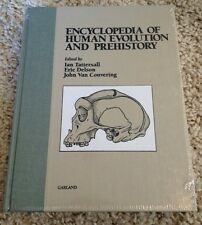 Encyclopedia of Human Evolution and Prehistory (Garland, HB) SEALED!!!