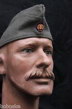 *- Tour de tête 54 cm-*  Calot feutrine Officier Est- Allemand de la N.V.A