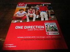 ONE DIRECTION - Publicité de magazine / Advert !!! UP ALL NIGHT !!!