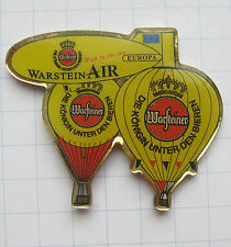 WARSTEINER AIR / EUROPA / ZEPPELIN  ..........  Bier-Ballon-Pin (127a)