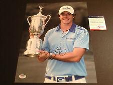 Rory McIlroy Golf Signed Auto 11x14 Photo PSA/DNA