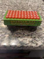 Thomas & Friends Train Take n Play SODOR GREEN BRENDAM BAY BLASTING CAP CAR
