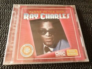 Ray Charles - Alone In The City - Flashback Entertainment CD - brand new - blues