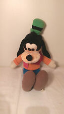 "Mickey Mouse Clubhouse Plush Goofy Stuffed Animal Toy Doll 14"" Disneyland Vintag"