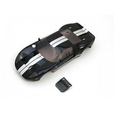 Iwaver FireLap Kyosho Mini Z Black Ford GT Body Set IWP045