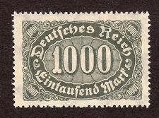 Germany # 204 (1922) 1000M - MNH Grade: XF/J {Centered Nicely}