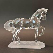 "Swarovski ""Arabian Stallion"" 221609 - Retired Horse Figurine"