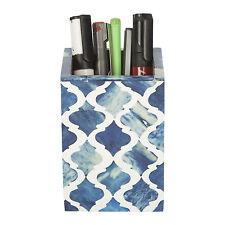 Handicrafts Home Desktop Pen & Pencil Holder Cup Office Supplies Organizer Caddy