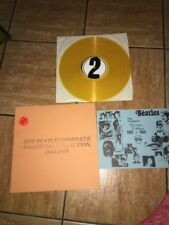 The Beatles Complete Christmas Collection: 1963-1969 Excellent Condition
