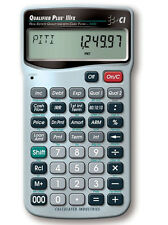 Calculated Industries Qualifier Plus IIIfx Financial Calculator 3430