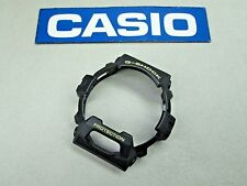 Genuine Casio G-Shock G-8900 G-8900-1 black resin rubber watch bezel case cover