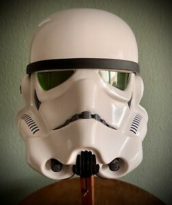 Star wars Master Replicas Stormtrooper Helmet  a New Hope 2007