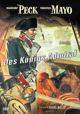 Des Königs Admiral von Raoul Walsh | DVD | Zustand gut