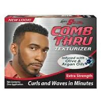 Luster's SCurl Comb Thru Hair Texturizer Extra Strength