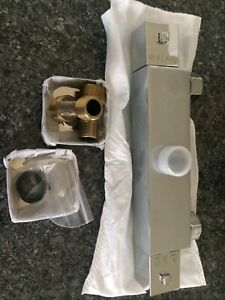 Jetcloud Thermostatic Shower Valve Exposed