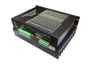 KL-2283 8.3 Amp Digital Bipolar Stepper Motor Driver, AC 80-220VAC – 32 bit DSP
