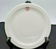 Eight WWII US Army Medical Dept. Small Bread/Dessert Plates by Shenango China