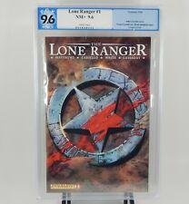 Dynamite Comics The Lone Ranger #1 PGX Graded 9.6