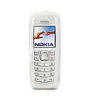 Blanco Libre TELEFONO MOVIL 1.5 inches Nokia 3100 GSM GPRS Refurbished Unlocked
