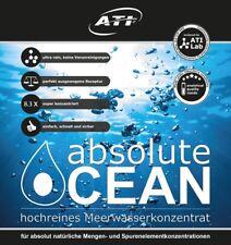 ATI absolute Ocean hochreines Meerwasserkonzentrat - 2 x 10.2 Liter (10986)
