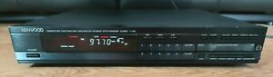 Kenwood T-91L AM FM Stereo Synthesizer Tuner HiFi Separate