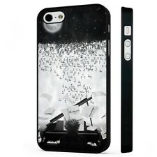 Beethoven Classical Music Piano BLACK PHONE CASE COVER fits iPHONE
