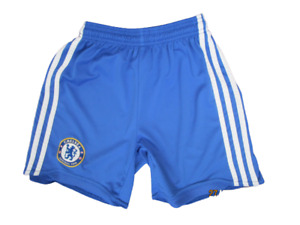 CHELSEA FC Home Shorts age 9-10 Years adidas