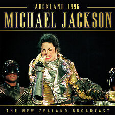 MICHAEL JACKSON New Sealed 2017 UNRELEASED 1996 NEW ZEALAND LIVE CONCERT CD