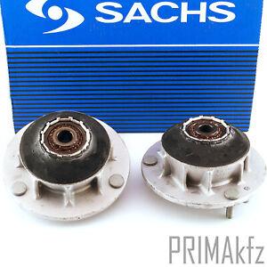2x Sachs 803 006 Strut Bearing Front BMW 3er E90 Saloon E92 Coupe