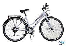 28 Zoll Kron TX250 Damen Fahrrad Alluminium ALU City Trekkinrad Rad Bike 21 Gang