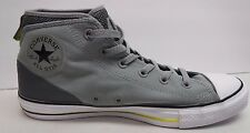 Converse Size 10 Gray Hi Top Sneakers New Mens Shoes