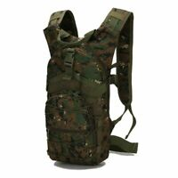 15L Molle Backpack Useful Outdoor Cycling Camping Army Type Oxford Carry Bag