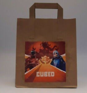 fortnight Pre Filled Party Bags Ready Made Loot  CUBED