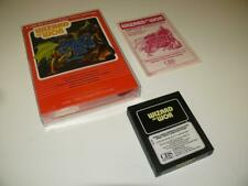 Atari 2600 ~ Wizard of Wor by CBS Electronics ~ Boxed / Complete