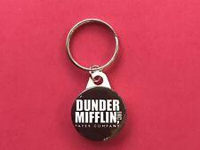 The Office Dunder Mifflin Keyring