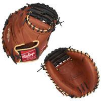 "Rawlings Sandlot Series Adult Baseball Catcher's Mitt 33"" SCM33S"