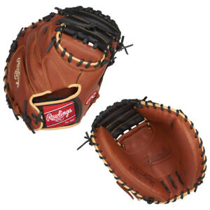 "Rawlings Sandlot Series Adult Baseball Catcher's Mitt 33"" SCM33S"
