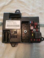 2004 2005 Chevy Malibu Pontiac G6 Body Control Module BCM Fuse Box 10355512  S3