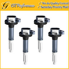 OEM Quality Ignition Coil 4PCS for 2015-2019 Ford Mustang 5.2L V8 GR3E-12A375-AA