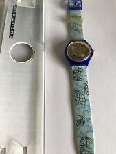 Swatch - SAN101 Mappamondo - Automatic - Uhr 1993  New OVP