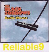 Black Sorrows - Radio Waves 3CD+16 page booklet- 1996 Mushroom-Made in Australia