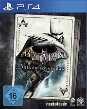 Batman: Return To Arkham - PS4 - BLITZVERSAND - NEU und OVP