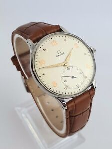 Superb 1946 Vintage Omega 2317 Cal.30T2 Gents Watch