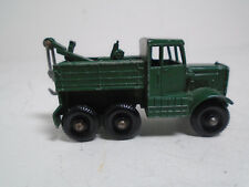 VINTAGE MATCHBOX LESNEY ARMY #64A SCAMMEL BREAKDOWN TRUCK  VERY GOOD CONDITION