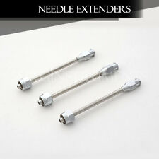"""3 Pieces Surgical Needle Extender 3"""" Stainless Steel Cervical Block Instruments"""