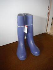 Gummi - Regenstiefel , blau, Gr. 38