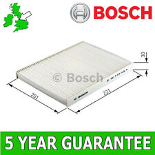 Bosch Filtro De Polen Cabina M2075 1987432075