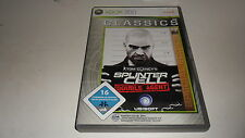 Xbox 360 Tom Clancy 's Splinter Cell: Double Agent