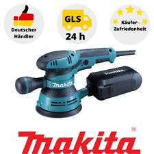 Makita BO5041 Exzenterschleifer 125mm Schwingschleifer 300 W Schleifer